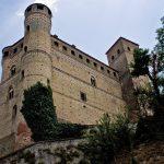La storia del Castello di Serralunga D'Alba.