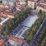 E' ufficiale la riqualificazione di Piazza Arbarello a Torino.
